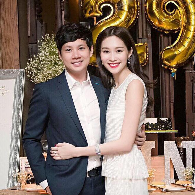 Ông xã Đặng Thu Thảo đăng ảnh vợ ở tháng cuối thai kỳ cùng con gái: Nhan sắc bà xã và lời nhắn gây chú ý-3