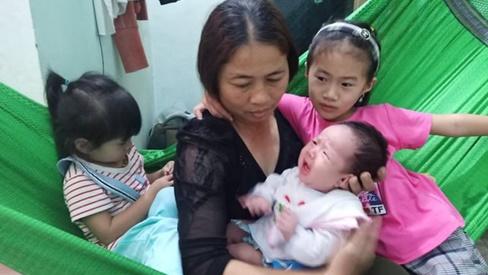 Tiếng khóc xé lòng của bé thơ 1 tháng tuổi mất đi người mẹ thân yêu!