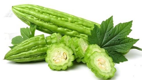 10 loại rau củ quả chữa  đau họng, nóng sốt