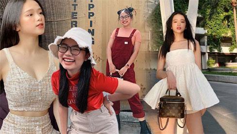 Chỉ hơn nhau 1 tuổi, phong cách thời trang của Linh Ka, Phương Mỹ Chi như trái ngược hoàn toàn