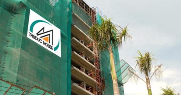 Thị trường BĐS khó khăn, Thủ Đức House (TDH) báo lỗ 18 tỷ đồng trong quý 1