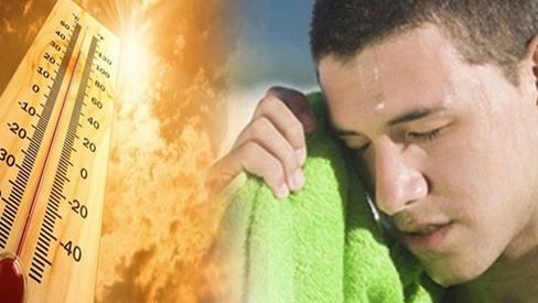 Làm sao để tránh say nắng và sốc nhiệt trong những ngày cao điểm nắng nóng?