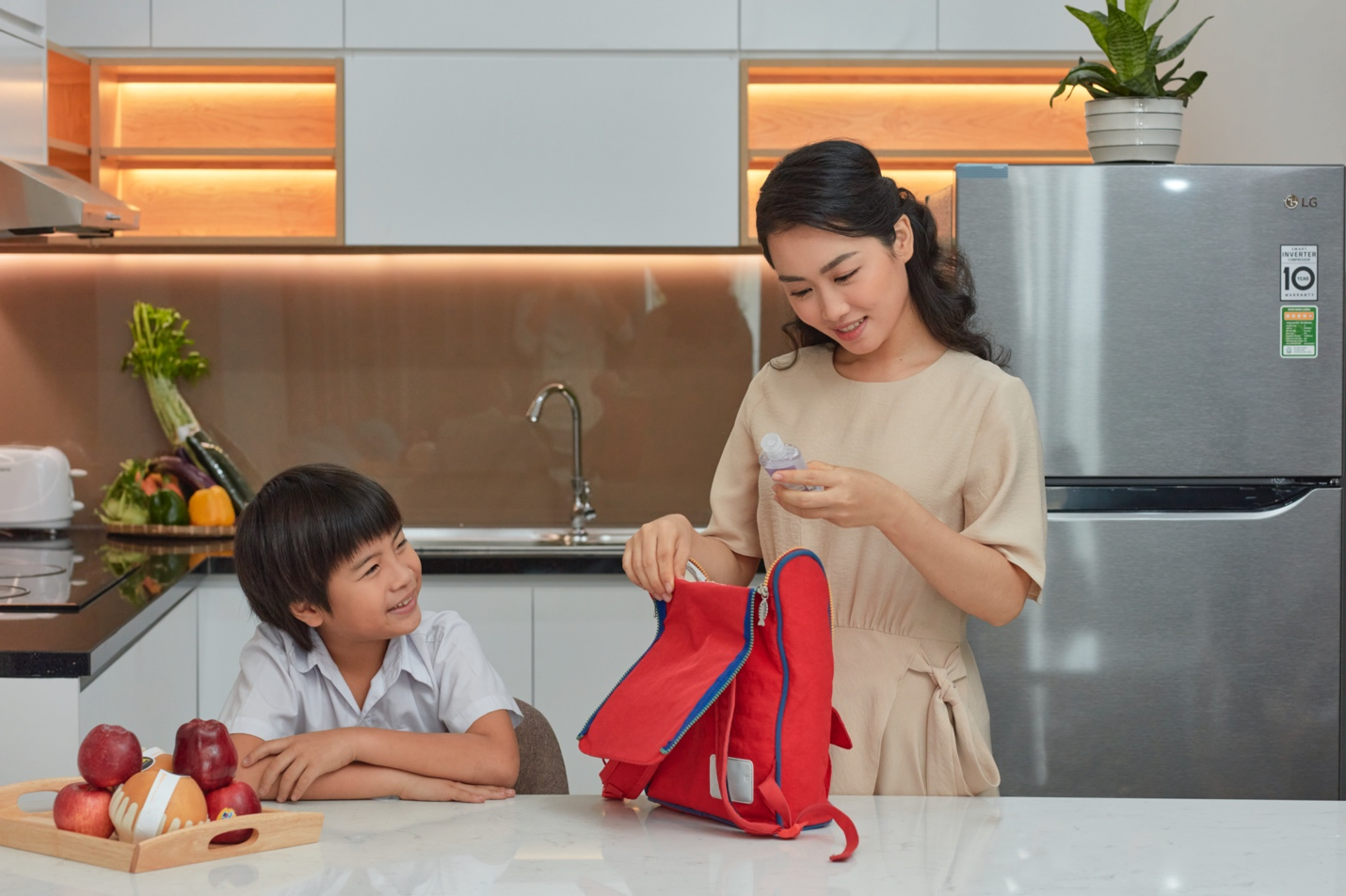 3 kinh nghiệm hay giúp trẻ an toàn từ nhà đến lớp sau kỳ nghỉ dịch-2