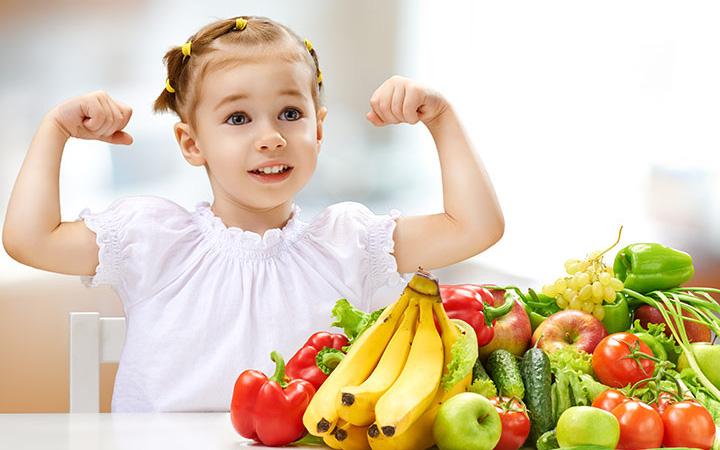 Cách tăng cường sức đề kháng hiệu quả để phòng bệnh mùa hè cho trẻ-2