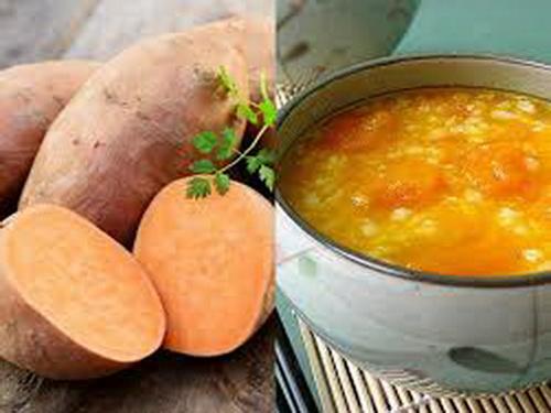 Món ăn thuốc từ khoai lang-1