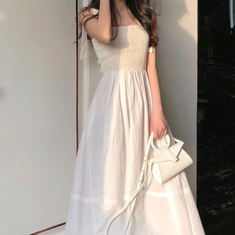 5 kiểu váy hai dây mát rượi, diện lại sang chảnh hết mức trong ngày hè nắng nóng-17
