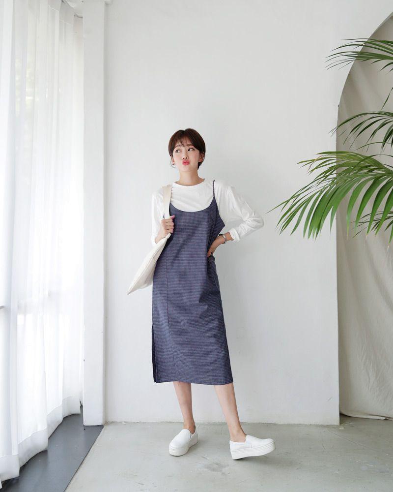 5 kiểu váy hai dây mát rượi, diện lại sang chảnh hết mức trong ngày hè nắng nóng-5