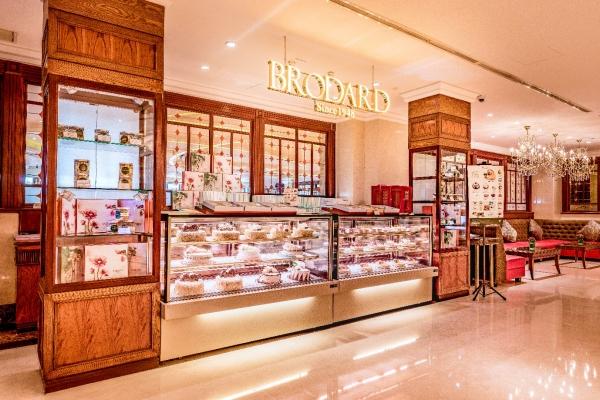 Brodard- nơi hương vị là một phần di sản của Sài Gòn