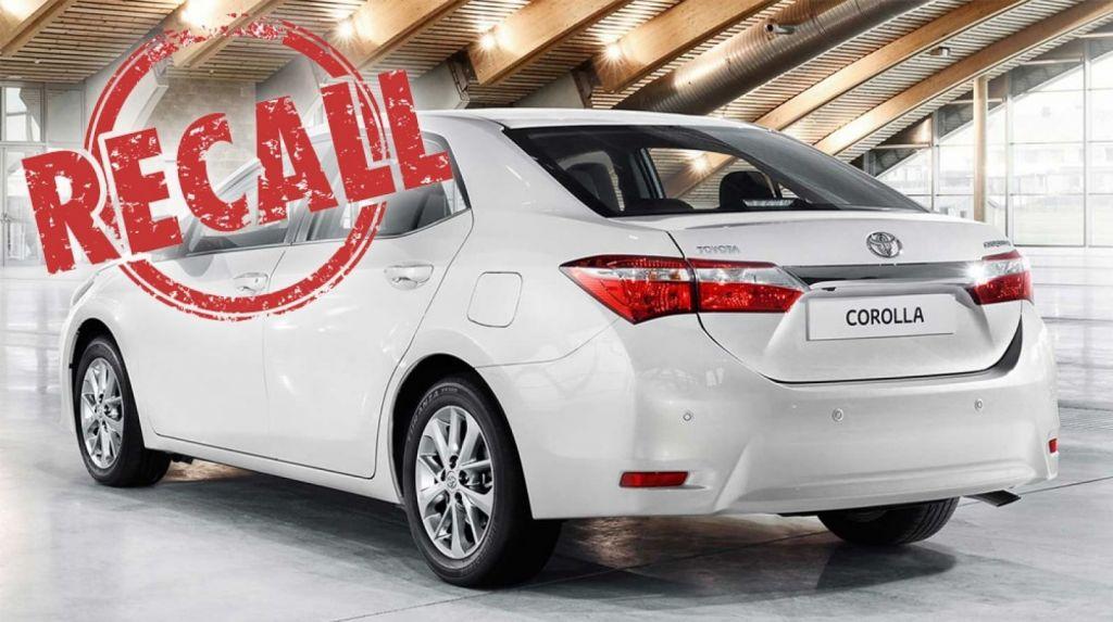 """Một loạt mẫu xe của Toyota tại Việt Nam """"dính lỗi"""" phải triệu hồi"""