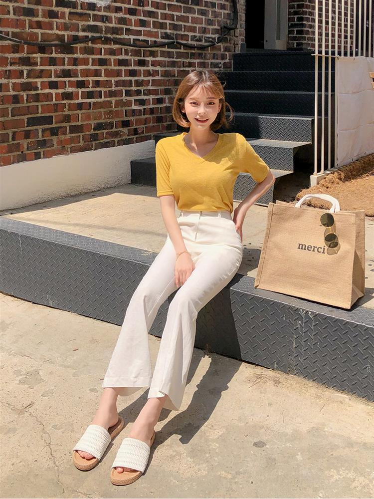 3 cách phối đồ với quần đũi giúp bạn giải nhiệt cho ngày nắng nóng-1