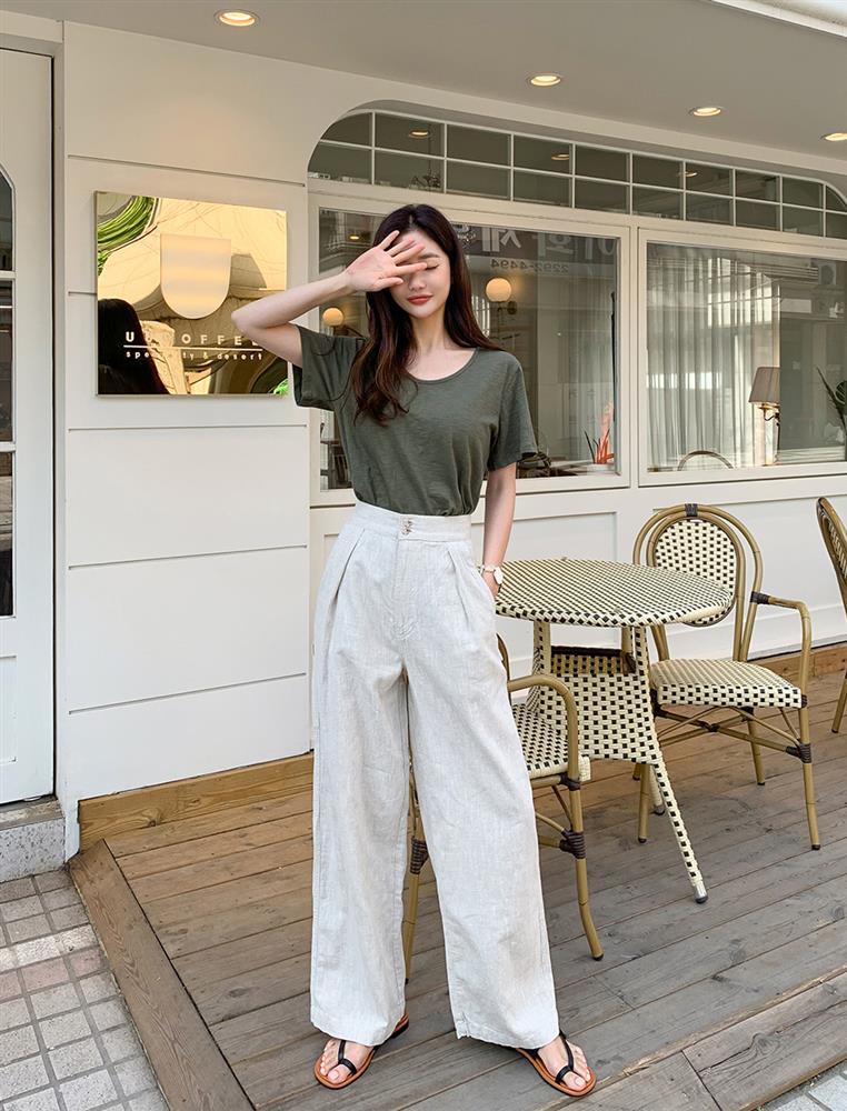 3 cách phối đồ với quần đũi giúp bạn giải nhiệt cho ngày nắng nóng-2