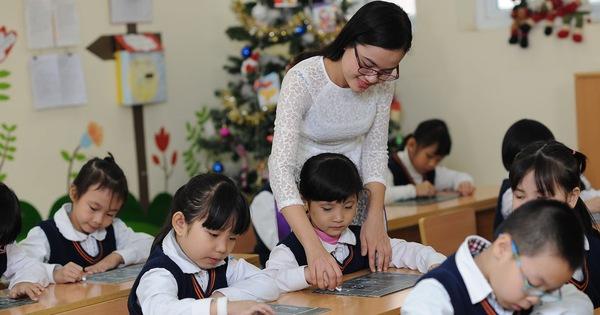 Thực hiện chương trình giáo dục phổ thông 2018: 100% giáo viên dạy lớp 1 được bồi dưỡng trước 30/7