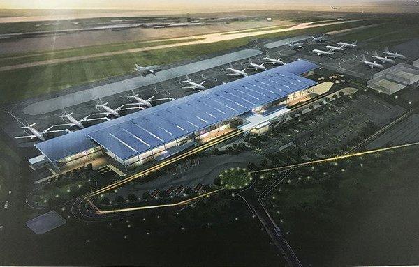 ACV được giao đầu tư nhà ga T3 sân bay Tân Sơn nhất gần 11.000 tỷ đồng