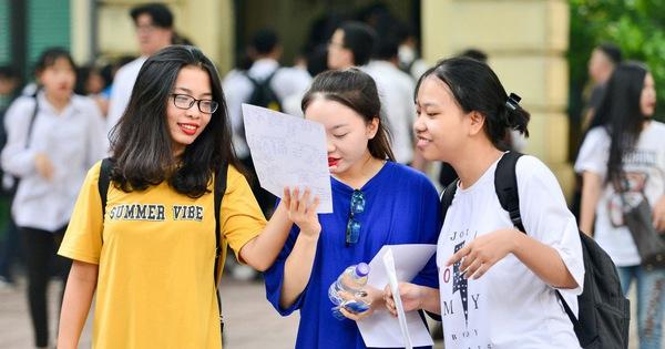 Hà Nội: Học sinh được cấp giấy chứng nhận tốt nghiệp THCS tạm thời trước 15/7