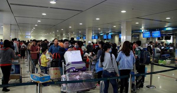 Chính phủ phê duyệt chủ trương xây dựng nhà ga T3 Tân Sơn Nhất công suất 20 triệu khách/năm
