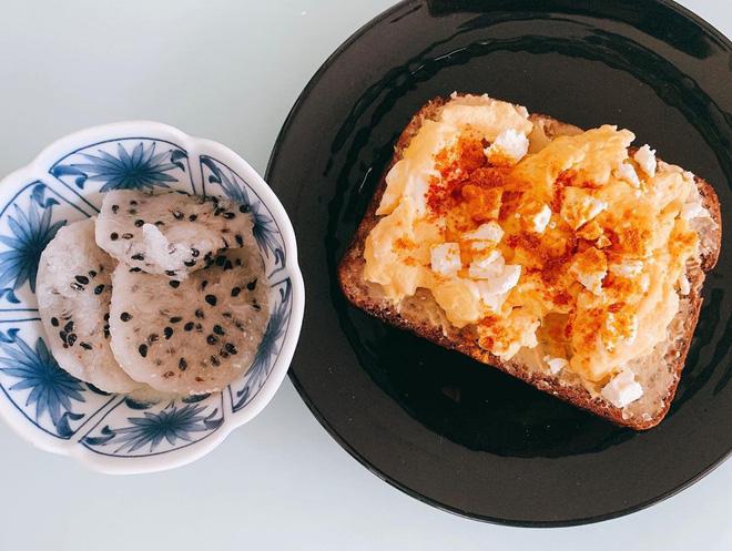 Từ 52kg xuống 45,9kg trong 3 tháng: cô gái Hồng Kông chia sẻ bí quyết ăn uống, tập tành nhanh gọn để tạo ra cơ bụng hoàn hảo-13