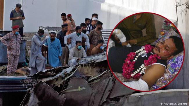 Người sống sót trong thảm kịch máy bay Pakistan kể về giây phút sinh tử