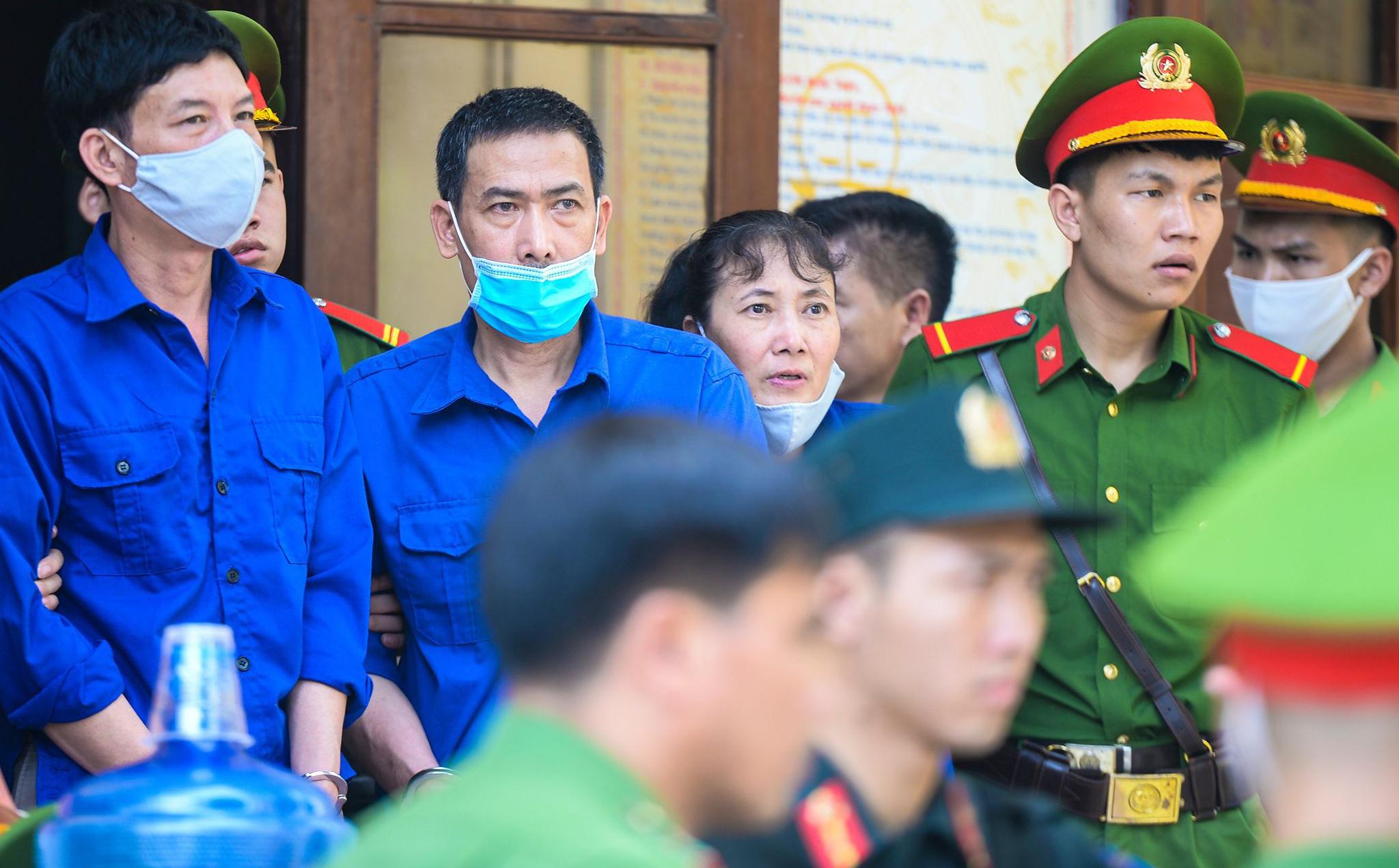 Bị cáo vụ gian lận điểm ở Sơn La: