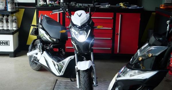 Xe máy điện VinFast Impes: Chất lượng vượt trội, giá chưa tới 15 triệu đồng
