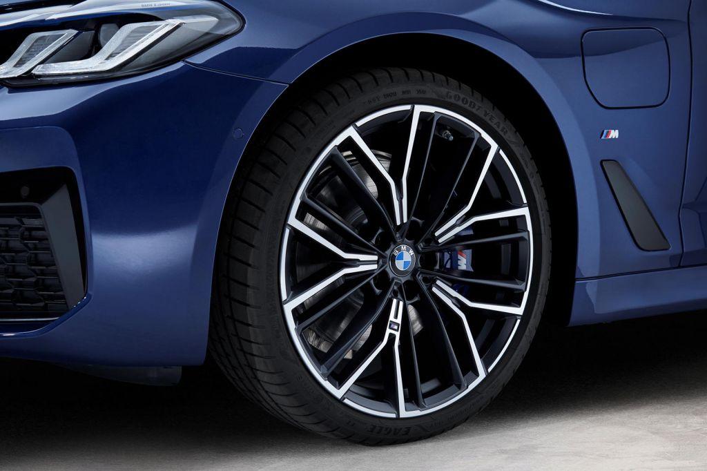 BMW 5-Series 2021 ra mắt: thêm tuỳ chọn động cơ, bổ sung trang bị                                            -4