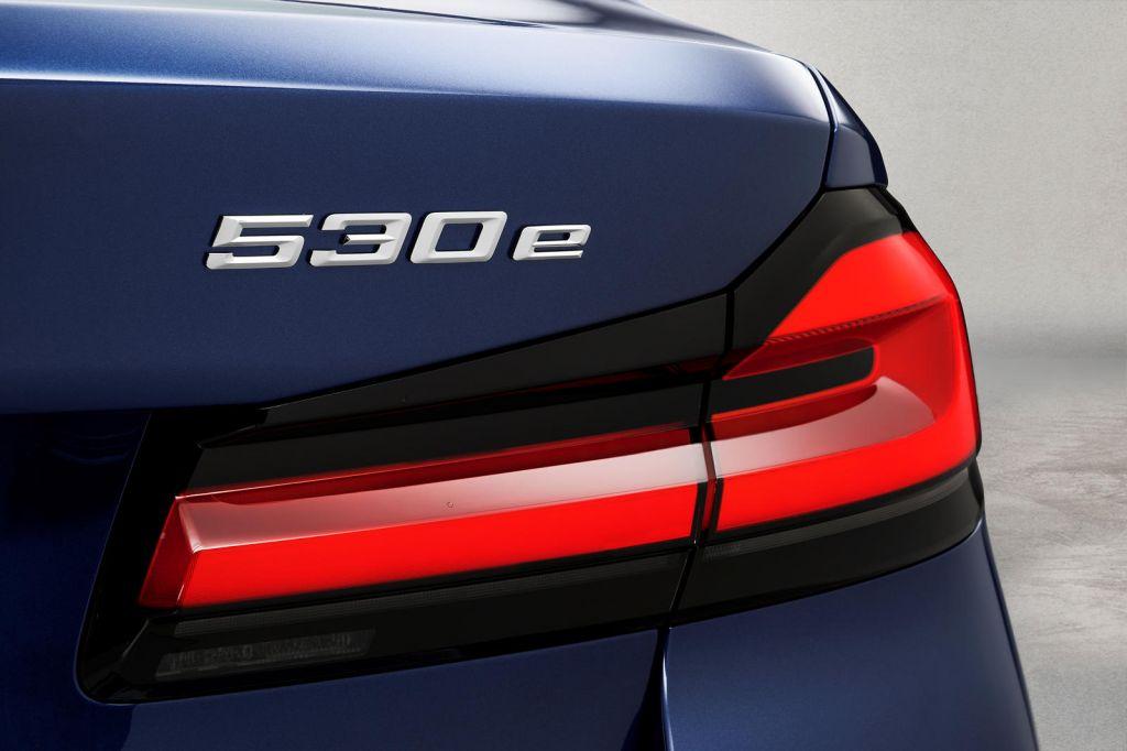 BMW 5-Series 2021 ra mắt: thêm tuỳ chọn động cơ, bổ sung trang bị                                            -5