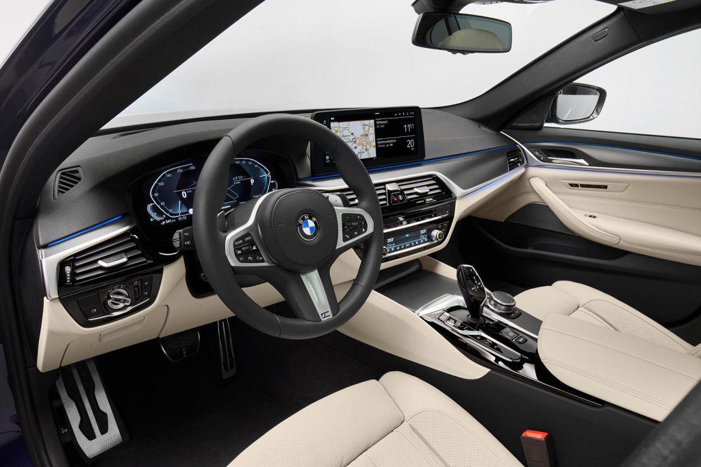 BMW 5-Series 2021 ra mắt: thêm tuỳ chọn động cơ, bổ sung trang bị                                            -6