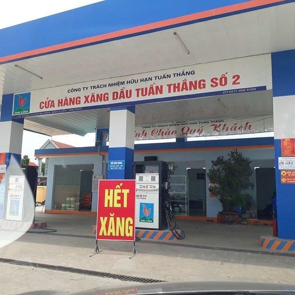 Hàng loạt cửa hàng đóng cửa, thông báo hết xăng trước ngày tăng giá: Bộ Công thương chỉ đạo khẩn
