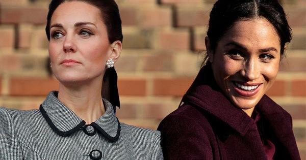 Cung điện hoàng gia phá vỡ sự im lặng, lên tiếng phản hồi thông tin Công nương Kate tức giận vì em dâu Meghan Markle ích kỷ