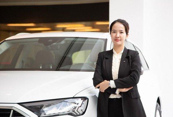 Nữ doanh nhân 8X ngồi ghế Phó tổng giám đốc Audi Việt Nam