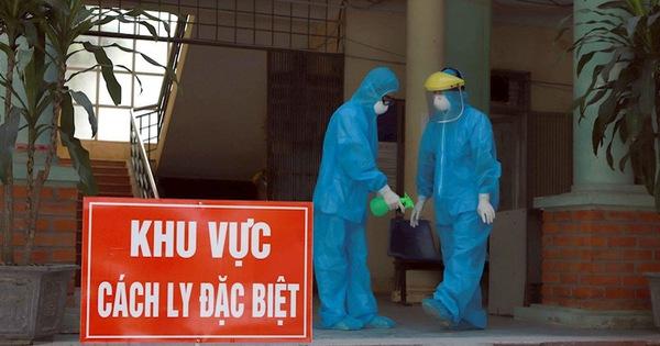 Thêm 1 ca mắc COVID-19 là bé trai 1 tuổi, Việt Nam có 328 ca bệnh
