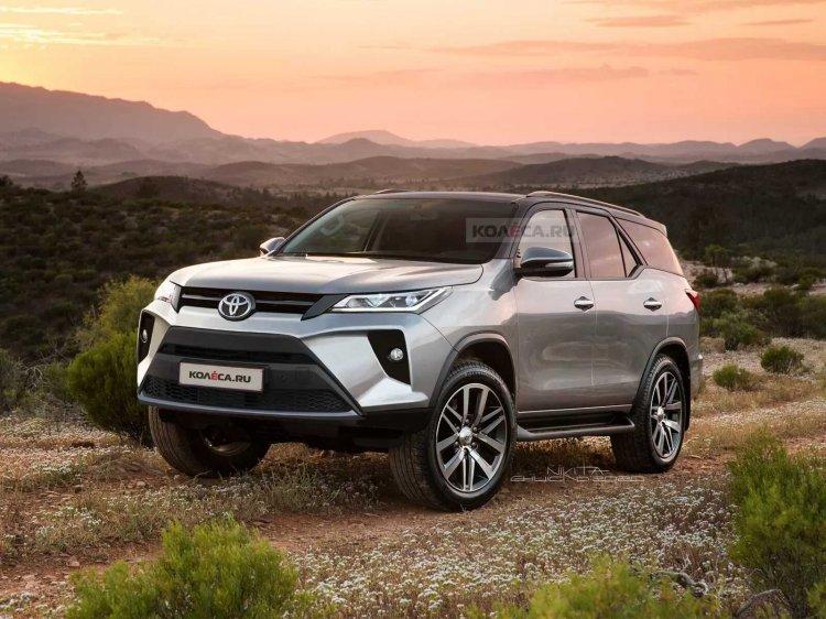Ngày 4/6 tới, Toyota Fortuner nâng cấp mới sẽ chính thức ra mắt tại Thái Lan