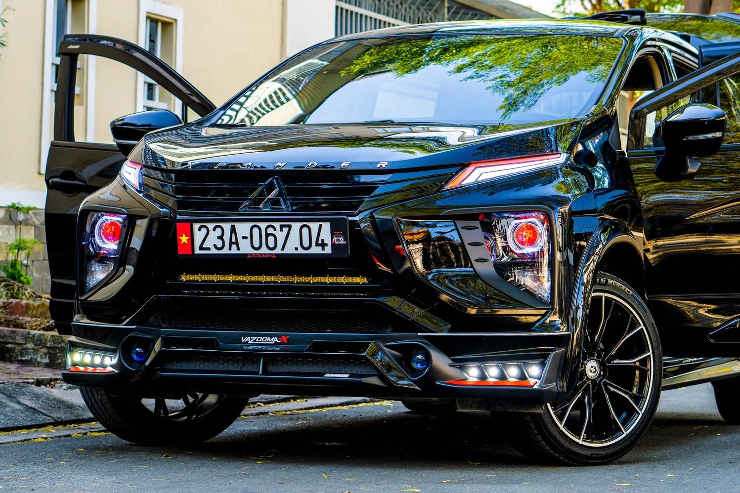 Dân chơi Hà Giang vượt 4.000 km đến Sài Gòn để 'lột xác' Mitsubishi Xpander với gói độ gần 80 triệu đồng