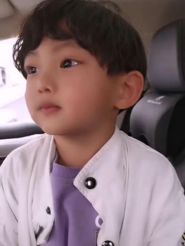 Con trai xinh như thiên thần nhưng chỉ sau một buổi ra ngoài ngắm hoa mà về nhà suýt không ai nhận ra bé-2