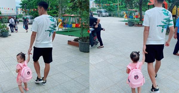 Ngày Quốc tế thiếu nhi mọi người đi chơi, cầu thủ bóng đá nổi tiếng này lại đưa con gái đến một nơi: Đúng là kỷ niệm 1/6 nhớ đời