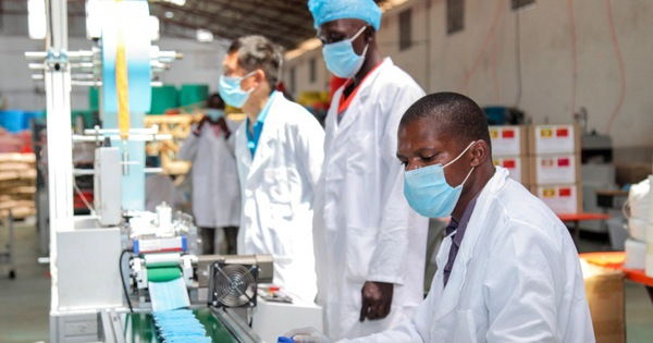 Trung Quốc khai thác cơ hội kinh tế lớn ở châu Phi