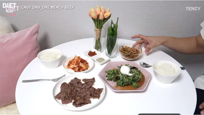 Giảm 3kg trong 3 ngày, học ngay 3 tips và thực đơn ăn kiêng 3 ngày của gái xinh xứ Hàn-14