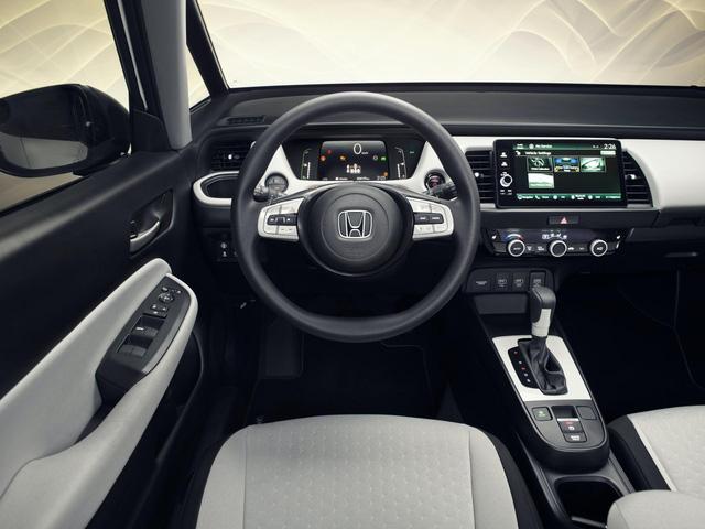 Honda dồn sức cho 'SUV fake': Nhỏ như hatchback nhưng cao như SUV-4