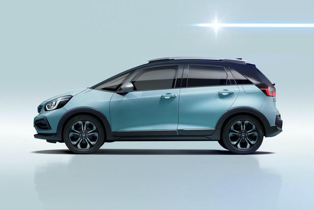 Honda dồn sức cho 'SUV fake': Nhỏ như hatchback nhưng cao như SUV-2