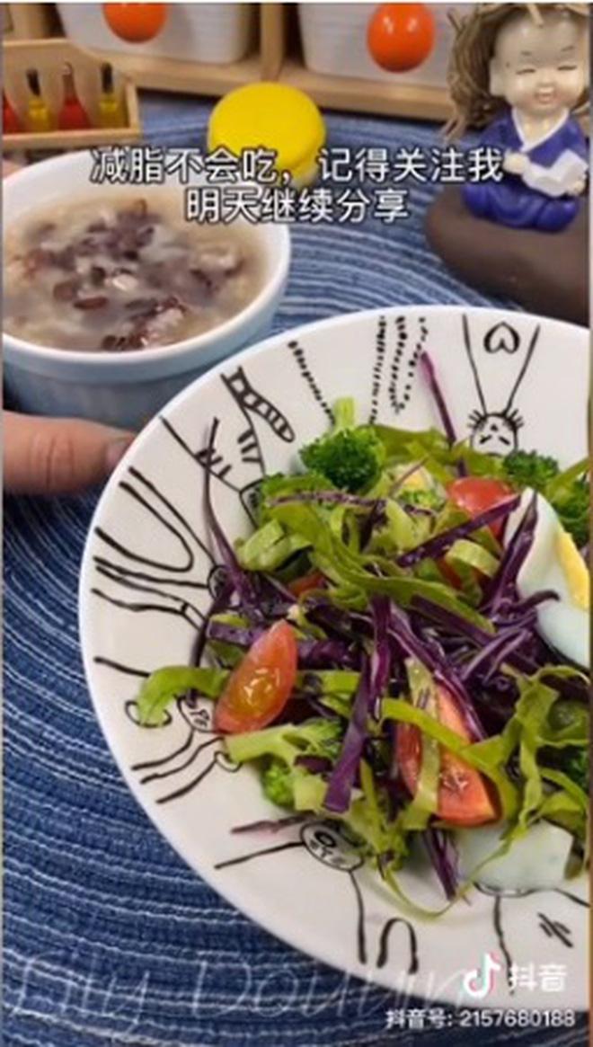 Dạo một vòng Tiktok, có ngay cả tá thực đơn ăn kiêng giảm cân vừa ngon mắt vừa ngon miệng-9