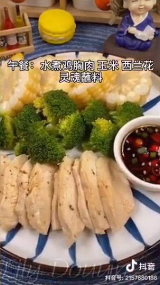 Dạo một vòng Tiktok, có ngay cả tá thực đơn ăn kiêng giảm cân vừa ngon mắt vừa ngon miệng-11