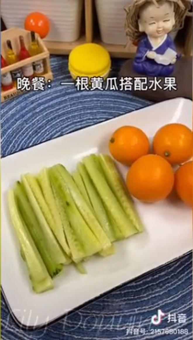 Dạo một vòng Tiktok, có ngay cả tá thực đơn ăn kiêng giảm cân vừa ngon mắt vừa ngon miệng-15
