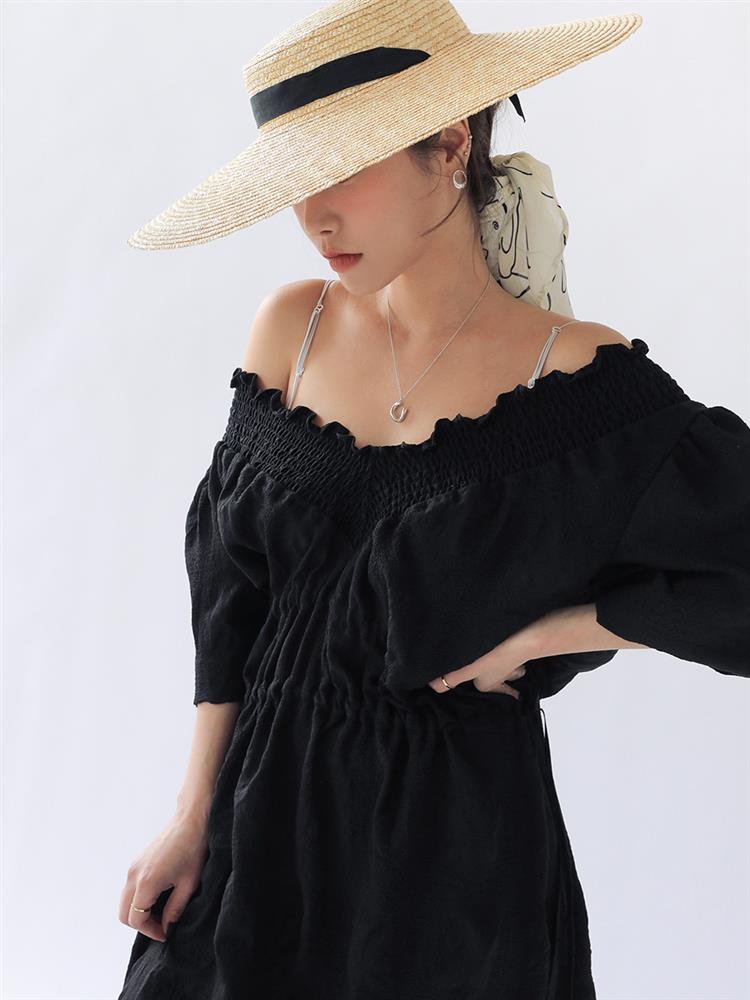 """Không chỉ giải nhiệt"""" tốt, những kiểu mũ rộng vành sau còn giúp bạn lên đồ đẹp miễn chê-20"""