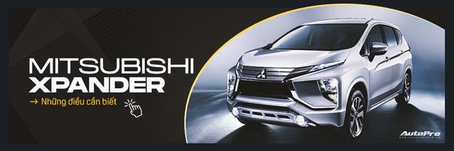 Ra mắt Mitsubishi Xpander 2020: Đánh giá 8 điểm mới, tăng 10 triệu nhưng tặng lại 10 triệu, rộng đường giữ ngôi vua MPV-33