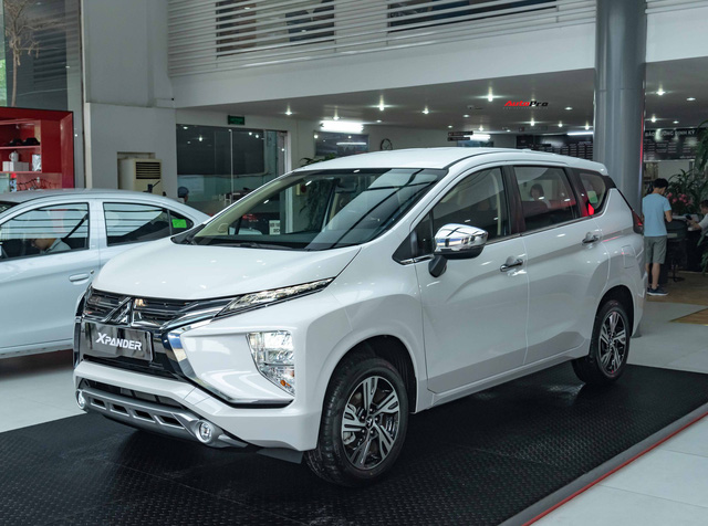 Ra mắt Mitsubishi Xpander 2020: Đánh giá 8 điểm mới, tăng 10 triệu nhưng tặng lại 10 triệu, rộng đường giữ ngôi vua MPV-19