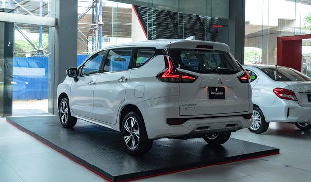 Ra mắt Mitsubishi Xpander 2020: Đánh giá 8 điểm mới, tăng 10 triệu nhưng tặng lại 10 triệu, rộng đường giữ ngôi vua MPV-22