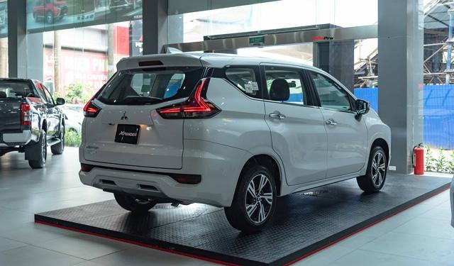 Ra mắt Mitsubishi Xpander 2020: Đánh giá 8 điểm mới, tăng 10 triệu nhưng tặng lại 10 triệu, rộng đường giữ ngôi vua MPV-21