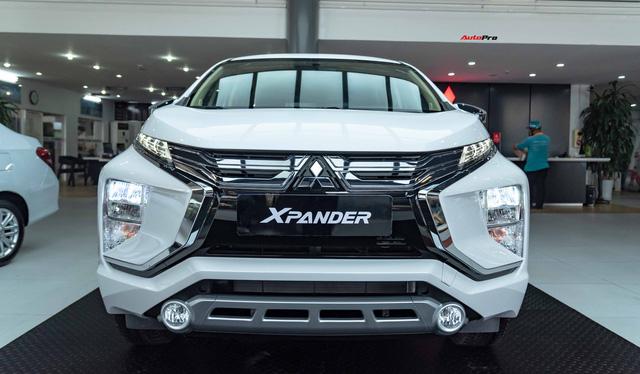 Ra mắt Mitsubishi Xpander 2020: Đánh giá 8 điểm mới, tăng 10 triệu nhưng tặng lại 10 triệu, rộng đường giữ ngôi vua MPV-20