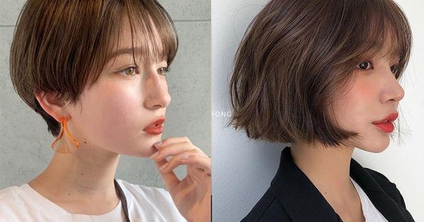 6 kiểu tóc ngắn giúp mặt nhỏ gọn như
