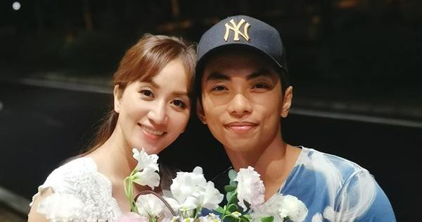 Khánh Thi lên tiếng việc rạn nứt tình cảm với chồng trẻ kém 12 tuổi