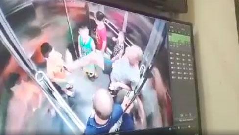 Bé trai 6 tuổi bị dâm ô ngay trong thang máy ở Hà Nội